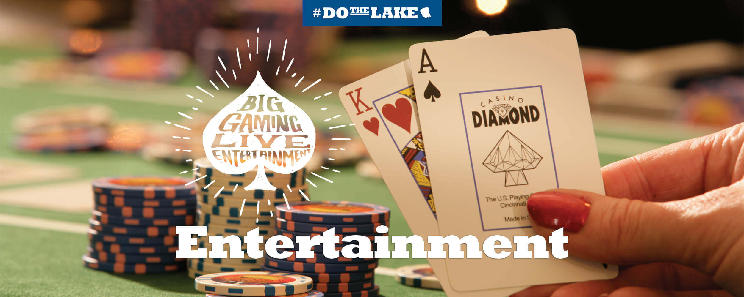 Black Jack at Grand Casino Mille Lacs