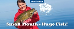 Mille Lacs Smallmouth Bass fishing