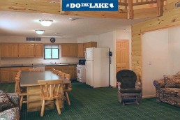 Mille Lacs rental cabin on Mille Lacs