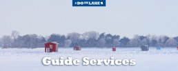 Ice Fishing Guide Service